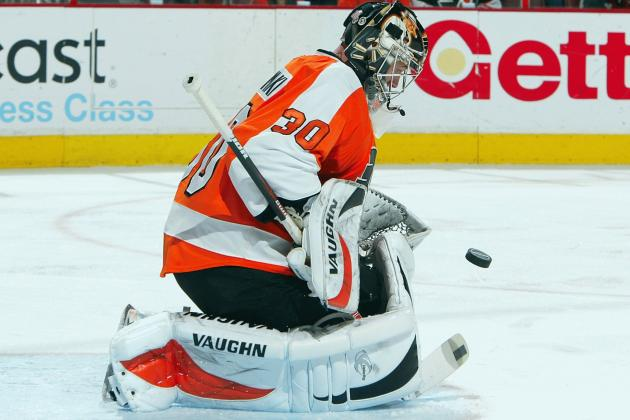 Flyers Bring Back Niittymaki as Euro Scout