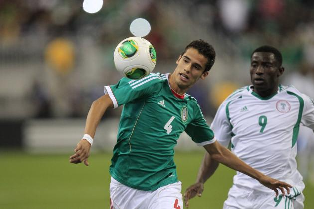 Why Mexico's Diego Reyes Could Be the Breakout Star of the Confederations Cup