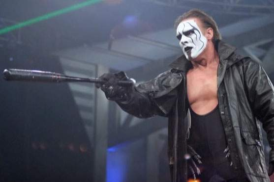 WWE.com Names Sting Greatest Non-WWE Wrestler of All Time