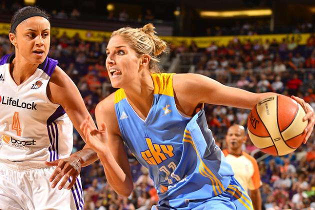 Chicago Sky, Elena Delle Donne Off to a Fast Start