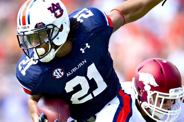 With Running Backs in Place, Auburn Can Afford Flexibility with Quarterback
