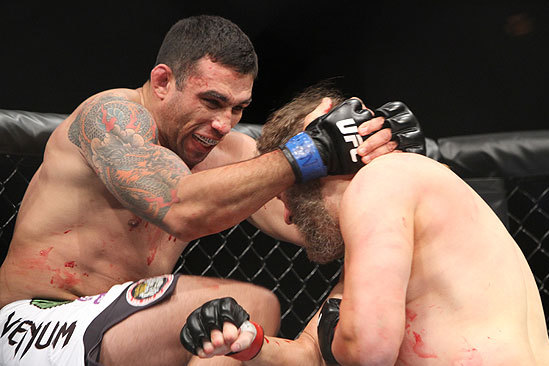 Fabricio Werdum: '7 Years Ago, It Was Nogueira's Time. Now It's My Time'