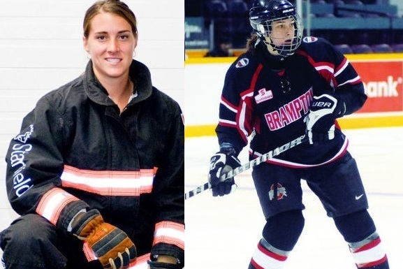 Furies Skater Amber Bowman Provides Heroics off the Ice