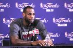 LeBron: I've Lost Enough, I'm Here to Win Titles