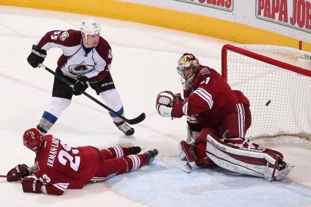 Phoenix Coyotes Face Uncertain Summer