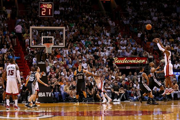 Miami Heat's Scouting Report for NBA Finals Showdown with San Antonio Spurs