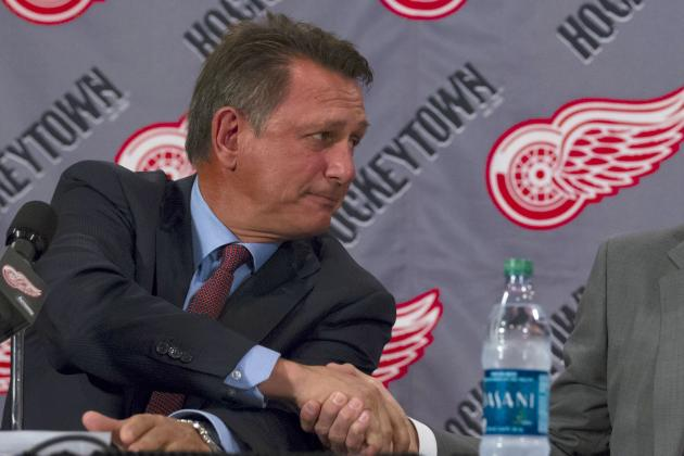 Red Wings Announce Return of Annual Prospects Tourney