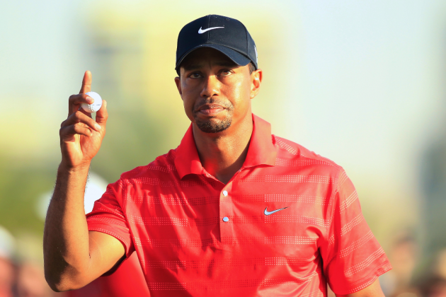 Tiger Woods Once Again Tops Forbes' List of Highest-Paid Athletes