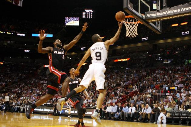 NBA Finals Betting Odds: Why Miami Will Defeat San Antonio