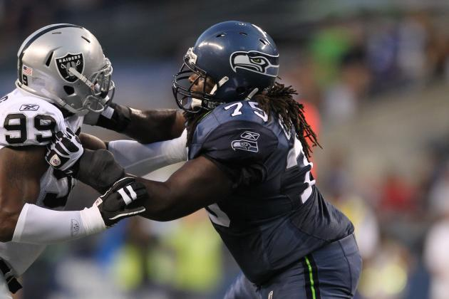 Expectations for Seahawks' James Carpenter