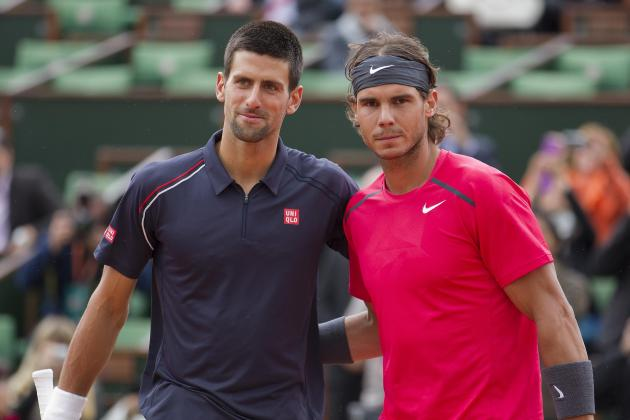 French Open 2013 Men's Semifinals: Why Nadal vs. Djokovic Is Must-See TV