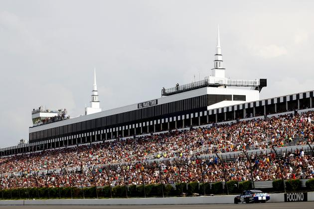 Complete Preview of NASCAR Sprint Cup Series at Pocono