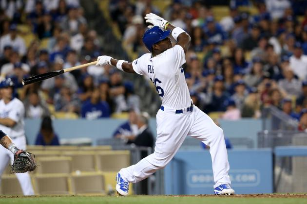 Yasiel Puig Has Skills to Save Los Angeles Dodgers' Struggling Offense