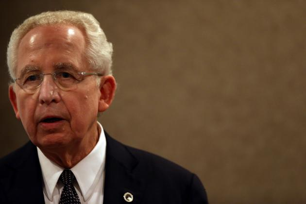 Mike Slive's Status as SEC Commissioner Rests on Further Cementing His Legacy