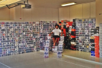 Check Out Josh Childress' Throne of Shoes