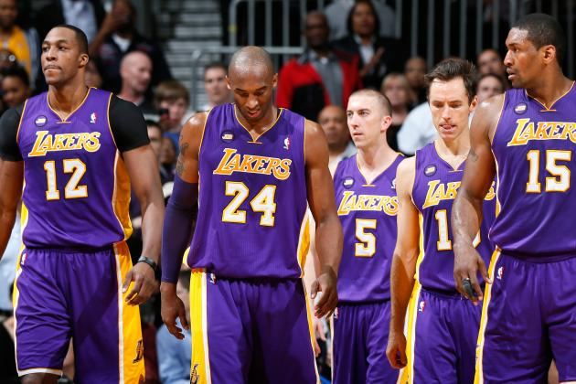 Kobe: Lakers Want Last Word with Dwight