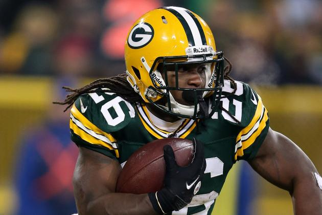 DuJuan Harris of Packers Has Cyst Removed from Lung