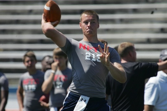 Michael O'Connor to Penn State: Nittany Lions Land 4-Star QB Prospect