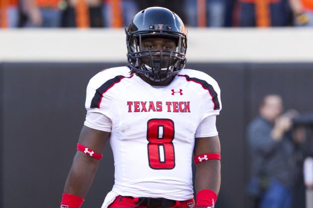Former Texas Tech DT Delvon Simmons Will Transfer to USC Trojans