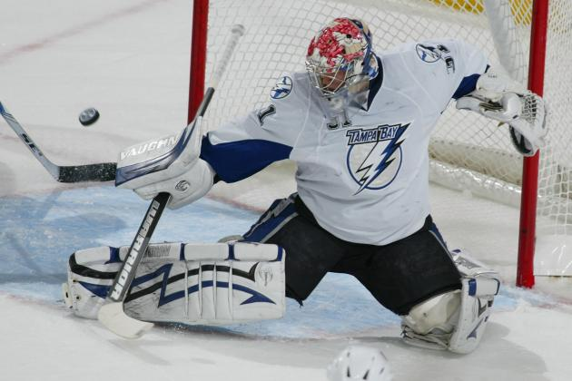 Report: Flames Sign Ex-Lightning, KHL Goalie
