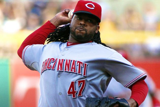 Johnny Cueto Injury: Updates on Reds Star's Lat Strain
