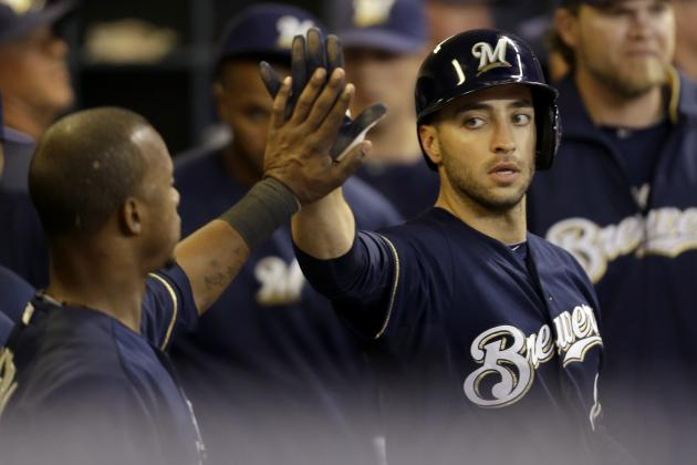 Why Ryan Braun Could Handle Newest 'Villain' Role in MLB