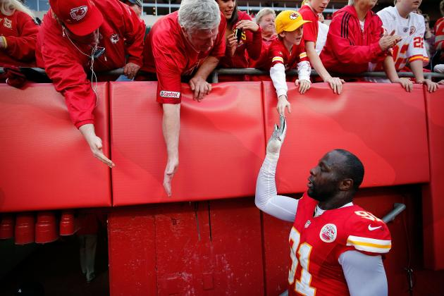 Is Hali's Importance to the Chiefs Declining?