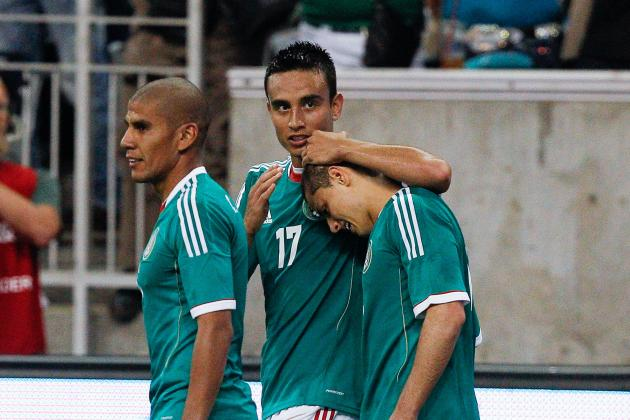 Mexico vs. Jamaica: El Tri Shouldn't Be Satisfied with Sloppy Victory