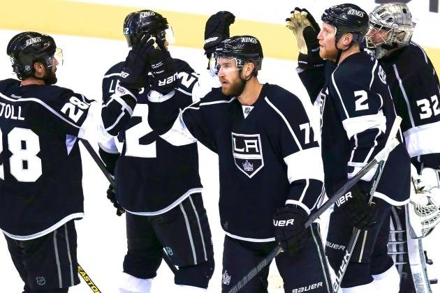 Kings vs. Blackhawks: What's Causing LA's Jekyll-and-Hyde Act in the Playoffs?