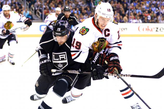 Chicago Blackhawks vs. LA Kings: Game 4 Preview, TV Info and Predictions