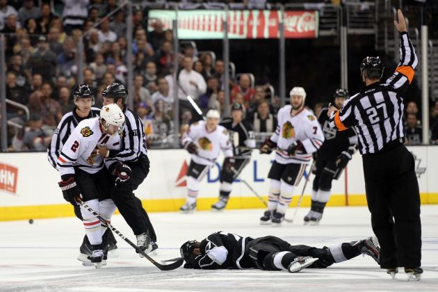 NHL Western Conference Finals: Duncan Keith's Suspension Will Have Huge Impact