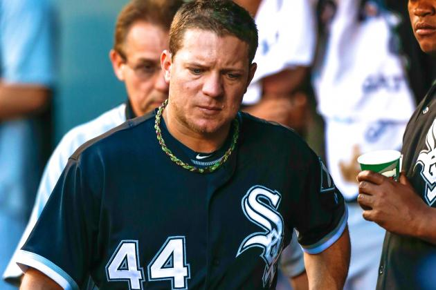 Jake Peavy Injury: Updates on White Sox Pitcher's Ribs