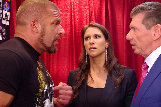 Backstage News on the Creative Turmoil at Monday's Raw