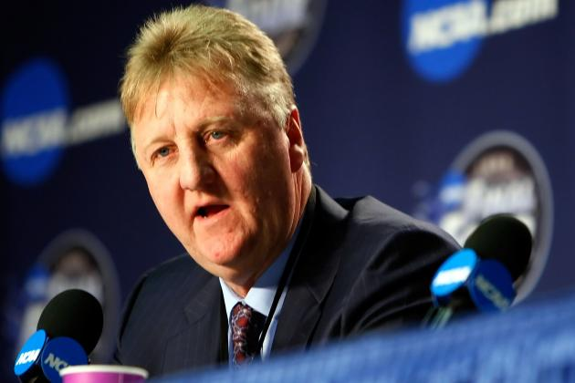 Report: Larry Bird Wants $5M, Partial Ownership to Become Kings President