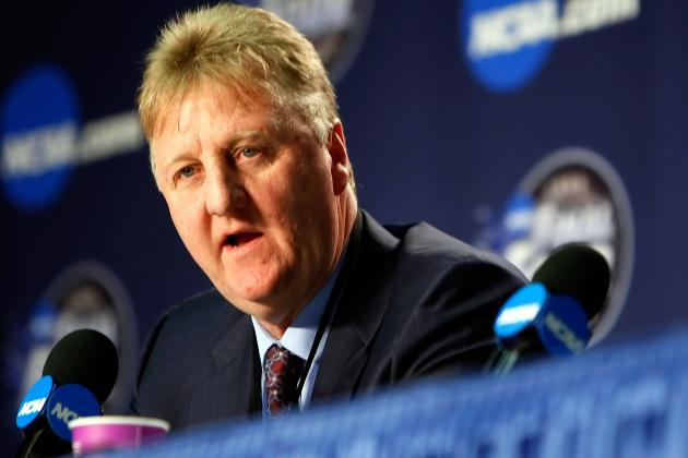 Kings in Talks with Larry Bird to Run Basketball Operations