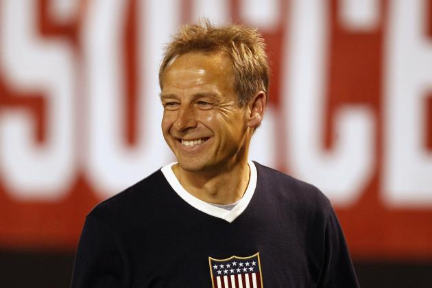 Klinsmann Preparing U.S. Team for Desperate Jamaica
