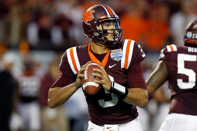 What If Virginia Tech Upsets Alabama in the Chick-fil-A Kickoff Classic?