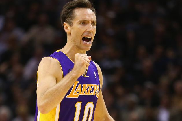 Steve Nash Talks Potential of Signing with Heat in 2012, Dwight Howard