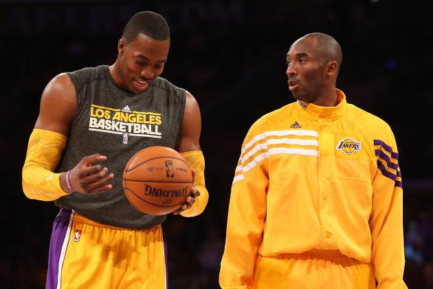 How Kobe Bryant Must Sell Los Angeles Lakers' Long-Term Future to Dwight Howard