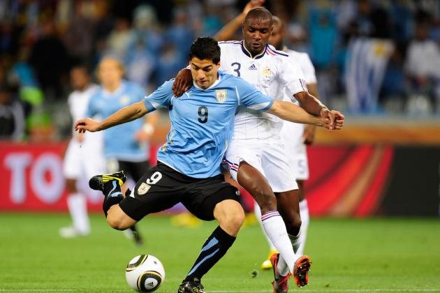 Luis Suarez Closes in on Scoring Record with Uruguay Victory over France