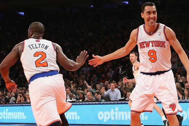 Help Wanted Ad for NY Knicks' Open Point Guard Position