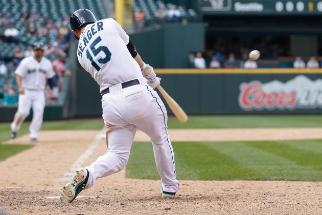 Watch the Kyle Seager Hit a Game-Tying Grand Slam in the 14th