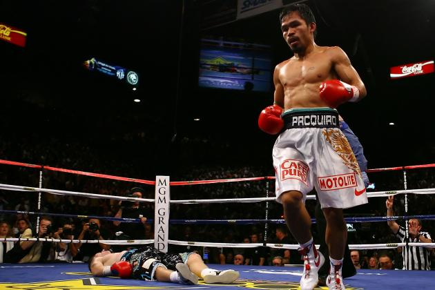 Blueprint for Manny Pacquiao to Repair His Legacy