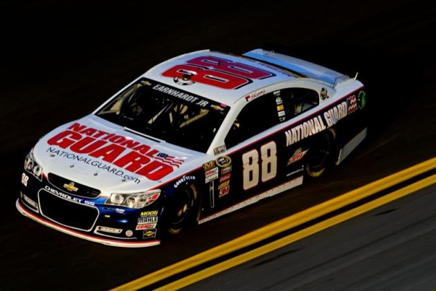 Is Dale Earnhardt Jr. an Underachiever or a Victim of Unfair Expectations?