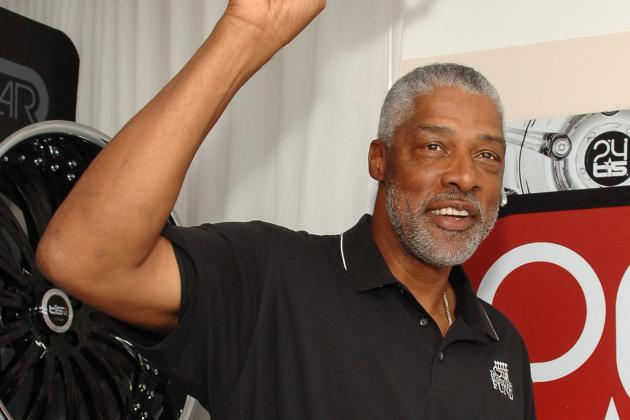 Dr. J Says Andrew Bynum Is 'Damaged Goods'