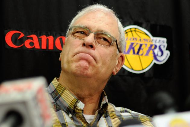 Phil Jackson Picks San Antonio Spurs Over Miami Heat to Win NBA Finals