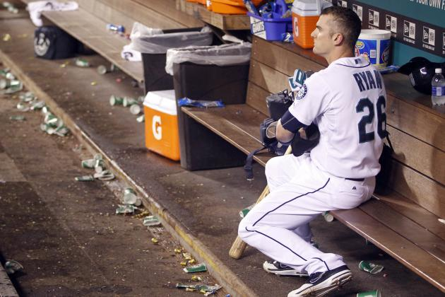 Despite Kyle Seager's historic heroics, Mariners lose 16-inning marathon