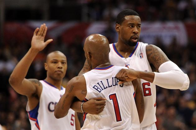 LA Clippers Positions That Must Be Upgraded Before 2013 Seasons