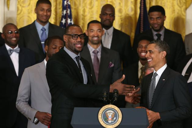 The Admiral, Heat Owner Micky Arison Answer President Obama's NBA Finals Tweet