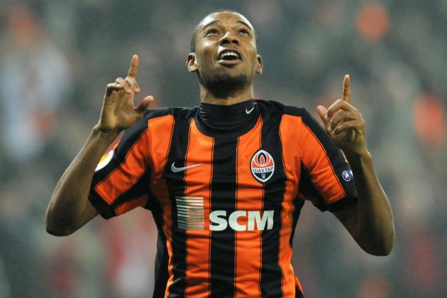 Fernandinho's Move to Manchester City Could Be Biggest EPL Deal of Summer